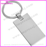 Acier inoxydable Promotion Key Chain Encre gravée Custom Key Ring Dog Tag (IJK2013)