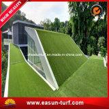 훈장 정원의 담 그리고 산울타리를 위한 인공적인 플라스틱 잔디