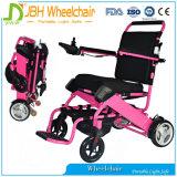 Sillón de ruedas eléctrico plegable en venta