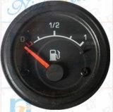 "3/8 ""de 60 mm de manómetro de aceite con inductancia"