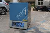 Four à moufle de traitement thermique de laboratoire (1300c, 300X400X300mm)