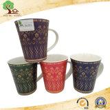 Los chinos excelentes de la calidad diseñan las tazas de cerámica de la etiqueta