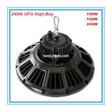 Indicatore luminoso del UFO LED Highbay di Dali/PWM/1-10V Dimmable 240W