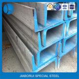 barras de hierro en U del acero inoxidable de 316L 304L y barras de ángulo