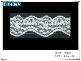 Merletto di nylon di Lycra del testo fisso del merletto per Lingerie della signora