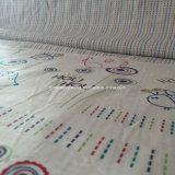 100%Cotton 78*65 imprimió la tela para el conjunto del lecho