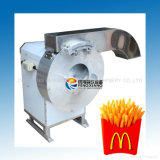 Pommes chips d'acier inoxydable de l'automatisation FC-502 faisant la machine de découpage de machine/taro