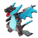 プラシ天の漫画動物詰め物の柔らかい子分のプラシ天のおもちゃ