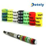 Изготовленный на заказ кольца Vape силикона для электронный курить сигареты