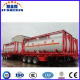 recipiente criogênico do tanque do OMI de GNL de 20feet 24m3 LPG para a venda