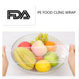 PE Película de cobertura líquido PE láminas de conservación de alimentos