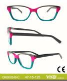 2016 bâtis optiques de mode d'acétate neuf de gosses (249-A)