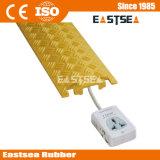 PU pequeño plástico tipo 1 canal de cable Cubierta del Cable
