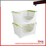 Muffa di plastica del cestino di lavanderia dell'iniezione per mettere i vestiti