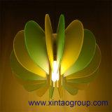 심천 Xintao 공장 8mm LED 일광을%s 두껍게 내밀린 아크릴 장 PMMA 장