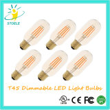 Distribuidor T45 Tube LED Light Edison Lamp Listado UL