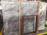 Nuevo mármol gris de mármol del azulejo de suelo de la pared de Lido