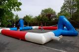 Campo gonfiabile del passo di gioco del calcio di sport senza strato di Groud