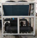 12HPスクロール圧縮機が付いているHydroponic水スリラー