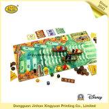 아이들 보드 게임 카드 놀이 또는 수수께끼 또는 교육 장난감