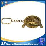 Antieke Gouden Keychain voor Bevordering