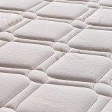 Komprimierte Sprung-Matratze mit natürlichem Latex für Hotel-Schlafzimmer-Möbel /Fb701