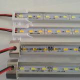 Striscia rigida bianca calda della barra dell'indicatore luminoso LED di SMD 5630