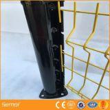 Горяч-Окунутый гальванизированный предупреждающий барьер ограждая для ярдов