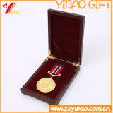 イベント(YB-M-011)のためのカスタマイズされた高品質の柔らかいエナメルの記念品メダル