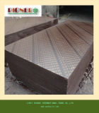 Film Shandong-Linyi stellte Furnierholz für Aufbau-Furnierholz gegenüber