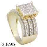 상한 디자인 형식 보석 다이아몬드 반지