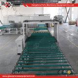 ガラス生産ラインのための光起電モジュールのコーティングのガラス処理機械