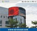 P10mm 옥외 광고 게시판 풀 컬러 발광 다이오드 표시 스크린