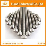 Parafuso de tampão do soquete de Inconel X750 2.4669 N07750 DIN912