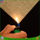 Home Textile Tissu en polyester tissé Mélangé Polyester Linge Imperméable Fr Tissu rideau Blackout