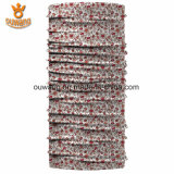 Cheap Custom Design Knitting Elastic Material Tecido de poliéster Bandana