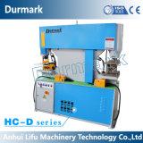 Poinçonneuse en acier principale hydraulique de Q35y double avec le système de refroidissement automatique