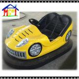 Auto van de Bumper van de glasvezel de Gele voor de Speelplaats van het Vermaak