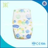 Couche-culotte somnolente remplaçable colorée de bébé