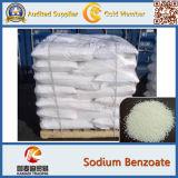 Benzoato de sodio de la pureza elevada