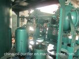 기계, 더러운 모터 오일 증류 설비, 시스템을 개선하는 까만 더러운 기어 기름을 재생하는 차 기름