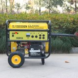 Gasolina portable del comienzo del bisonte (China) BS6500s (h) 5kw 5kVA Electirc dínamo del generador de 5000 vatios del fabricante de China