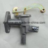 OEMのねずみ鋳鉄弁の部品のための砂型で作る手車輪