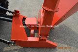 Burilador de madera conducido del eje de Pto del alimentador Bx42 con dos rodillos que introducen hidráulicos