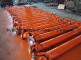 Flexible Antriebsachse für hydraulisches