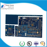 6 laag Afgedrukte PCB van ENIG van de Raad van de Kring voor de Elektronische Apparatuur van de Macht