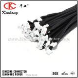 Modificar el harness de cable para requisitos particulares auto del conector cubierto con el atalaje de cableado del tubo del encogimiento