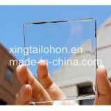 Venta del vidrio claro modelado edificio