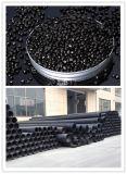 Negro plástico Masterbatch del tubo