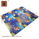 Couvre-tapis pliable latéral amical de jeu de gosses d'Eco double/couvre-tapis d'étage